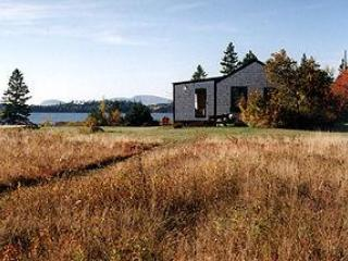 Out side cabin and views - 2 Bedroom Cabin - Sullivan - rentals