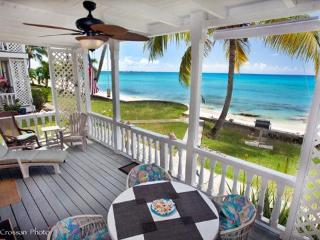 SeaBreeze Getaway - A Reasonable Oceanfront Condo - Frederiksted vacation rentals