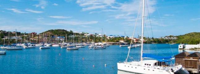 The Townhomes at Coral Beach Club, Dawn Beach, St Maarten - CORAL BEACH CLUB TOWNHOMES...  affordable luxury steps from fabulous Dawn Beach - Oyster Pond - rentals