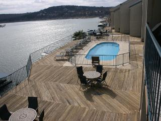 Waterfront Condo w/ Deep Water Dock- Ask about our Special Rates! - Spicewood vacation rentals