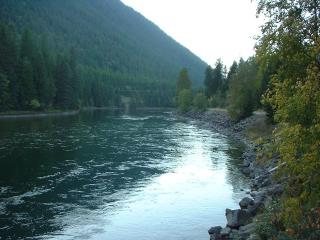 Glacier Canyon River Cabins, Glacier National Park - Hungry Horse vacation rentals