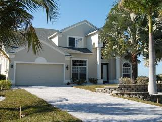 Luxury 5 BR Canalfront Home Sunset Palace - Cape Coral vacation rentals