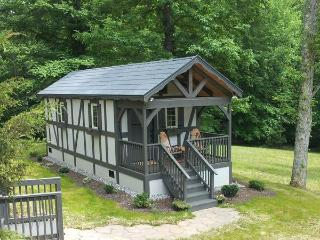 European style cabin in the heart of horse country - Columbus vacation rentals