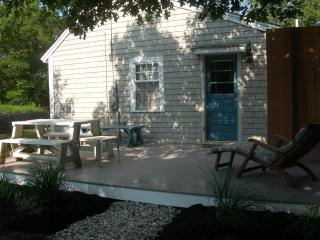 Spacious cottage steps to Cooks Brook Beach! - South Wellfleet vacation rentals