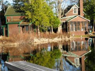 Duck Out in Rangeley, Maine - Western Maine vacation rentals