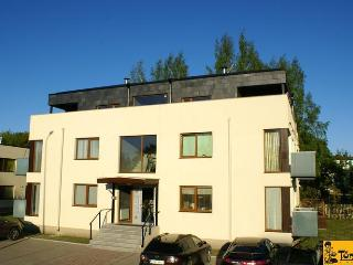 New lux apartment in Pärnu, Estonia near the sea - Cornucopia vacation rentals