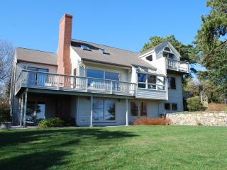 Cape Cod Waterfront Expansive Ocean Views  of BB - Pocasset vacation rentals