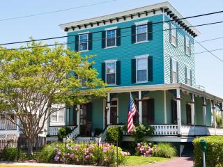 Classic Seashore Rental-225 Grant Surfside Cottage - Cape May vacation rentals