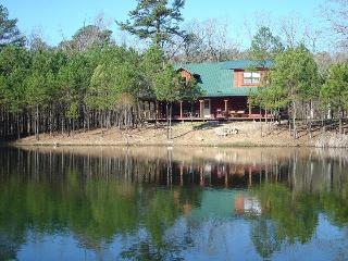 Antler Cabin at Broken Bow Lake, Okla. - Broken Bow vacation rentals