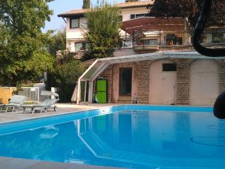 elegant flat private swimming pool verona center - Verona vacation rentals