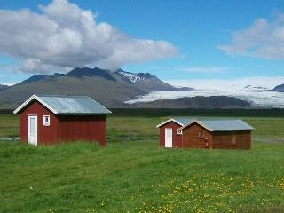 Lambhus - Cosy cabins by the Vatnajokull Glacier - Höfn  vacation rentals