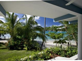 THE BEACH HOUSE, luxury Secret Harbor villa - Saint Thomas vacation rentals