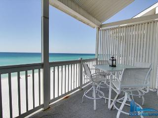 Sugar Dunes 19. Beautiful Beach Front Condo on the West side! Stunning views! - Panama City Beach vacation rentals