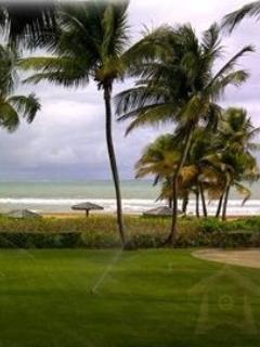 1 Bedroom Relaxing Ocean Front Villa - Image 1 - Rio Grande - rentals