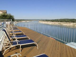 Waterfront Condo w/ Deep Water Dock & Spectacular Views! - Spicewood vacation rentals