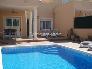 3 bed village house with pool in Sagra - Valencia vacation rentals