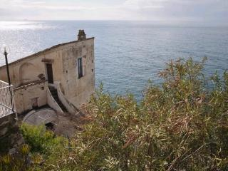 A charming studio on the top floor of a gorgeous old house that looks over the sea near Amalfi - Minori vacation rentals