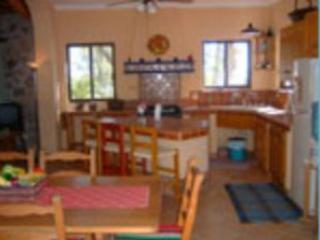 Beach house kitchen & dining room - Loreto Playa  Beach House - Loreto - rentals