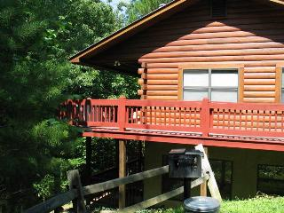 Spacious Pet Friendly log cabin near Dollywood - Sevierville vacation rentals