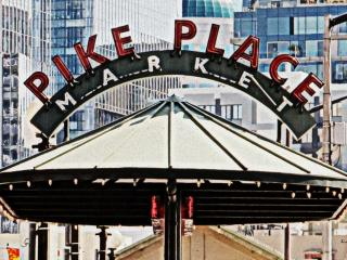 * Pike Place * NEW PICTURES, Secure Parking, VIEWS - Seattle vacation rentals
