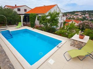 Villa with Private Swimming Pool and Garden - Bobovisca vacation rentals
