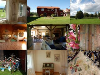 Johannagården in Dalarna - Swedish Lakeland vacation rentals