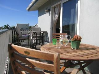 Perfect Pierpont Beach house-Ocean view/steps sand - Ventura vacation rentals