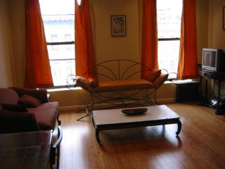 2-Bedroom Private Apt, Historic Harlem Brownstone - New York City vacation rentals
