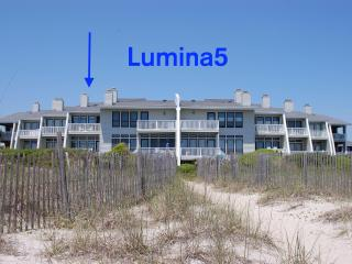 RARE 4BR Oceanfront w 28' Deep Water Slip on S End - Wrightsville Beach vacation rentals