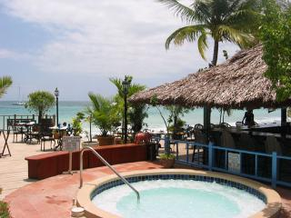 PARADISE PSP - 119425 - FANTASTIC VALUE | AUTHENTIC | BOUTIQUE | TWO BEDROOM SUITE WITH BEACH & POOL - NEGRIL - Montego Bay vacation rentals