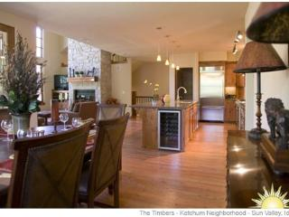 Timbers Townhome: Downtown Ketchum Location - Ketchum vacation rentals