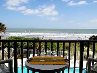 ** Direct Ocean, Bright Corner Unit by the Pier! * - Cocoa Beach vacation rentals