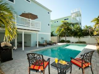Floor Plan - Beach Retreat-208A 72nd St - Holmes Beach - rentals