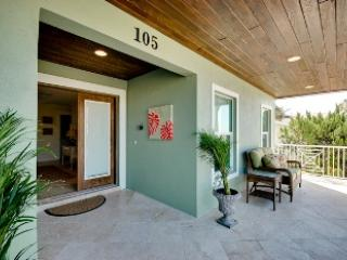 Entrance - SeaShell-Sunsets-105 78th - Holmes Beach - rentals