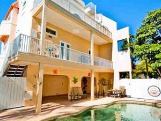 Pool 2 - A Villa de la Playa-3603A 4th - Holmes Beach - rentals
