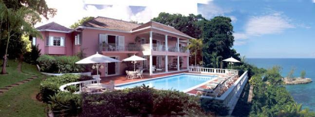 Emerald Seas at Ocho Rios, Jamaica - Oceanfront, Pool, Tennis Court - Image 1 - Ocho Rios - rentals