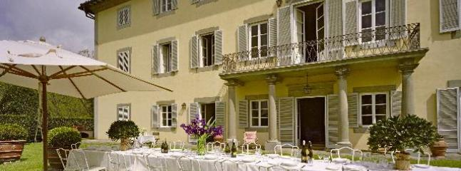 Historic Villa Bocelli Rental in Lucca - Image 1 - Lucca - rentals