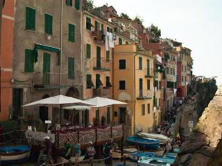Apartment with Sea View Terrace in Cinque Terre - Riomaggiore vacation rentals