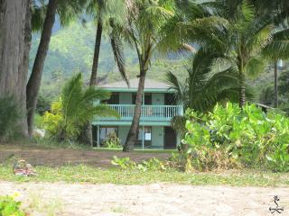 Keone, The Downstairs Beach House - Hanalei vacation rentals