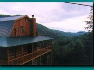 Wind Rider with panoramic view of mountains - Wind Rider Lodge - Townsend - rentals