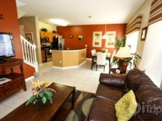 Encantada Vacation Rental in Kissimmee, includes Gym and Hot Tub - Kissimmee vacation rentals