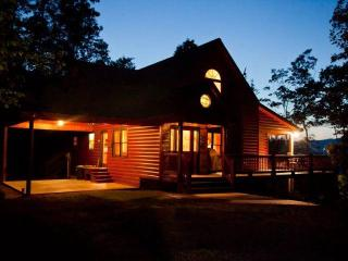 Heavens Gift  June & August 15% Off - Blue Ridge vacation rentals