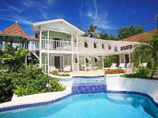Saline Reef at 19 Saline Point, Cap Estate, Saint Lucia - Ocean View, 2 Pools Linked By Waterfall - Cap Estate vacation rentals