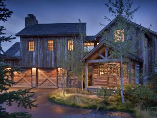 Shooting Star Cabin Number 6 - Wyoming vacation rentals