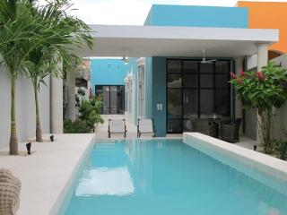 Modern Colonial in the Heart of Centro - Merida vacation rentals