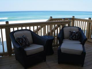 Luxury 4 Bedroom Townhome Directly on the Gulf - Panama City Beach vacation rentals