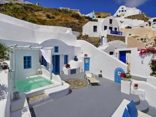 Dream blue villa, beautiful villa in Oia Santorini - Oia vacation rentals
