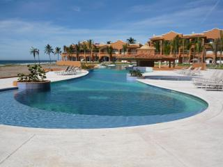 2 Bedroom Ocean Front Condo on Beach with Golf - Mazatlan vacation rentals