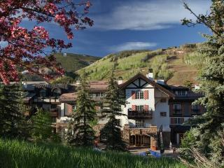 Luxury accommodations in the center of Vail Village and a short walk to the Gondola One Ski Lift. - Vail vacation rentals