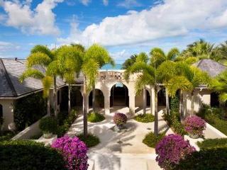 Luxury 8 bedroom Jumby Bay Resort villa. Exclusive Caribbean Resort - Antigua and Barbuda vacation rentals
